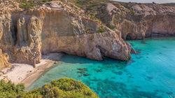 蔚蓝爱琴海