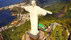 里约热内卢 基督神像山