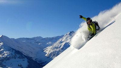 瑞士滑雪运动150周年