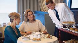 大洋邮轮-下午茶