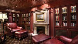 大洋邮轮-图书室