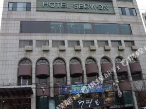 Benikea Seowon Trourist Hotel Ansan