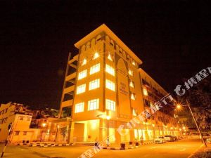 더 리젠시 호텔 세리 와리산 (The Regency Hotel Seri Warisan Taiping)