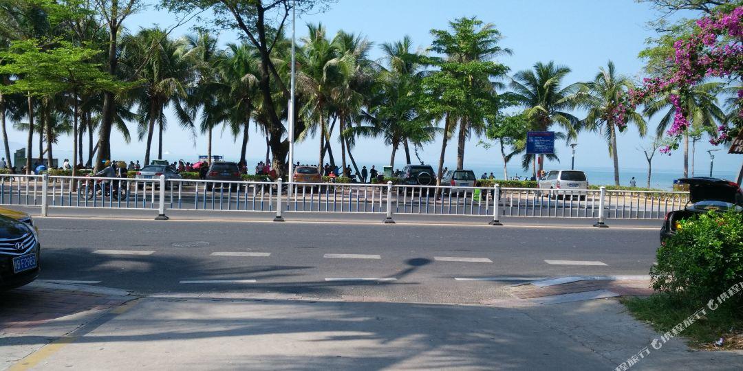 三亚三亚湾蓝天海岸海景公寓