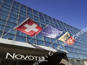 노보텔 제네브 센터 호텔 (Novotel Genève Centre)