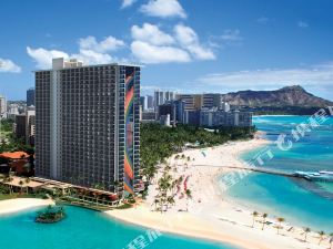 힐튼 하와이안 빌리지 호텔 (Hilton Hawaiian Village Waikiki Beach Resort)