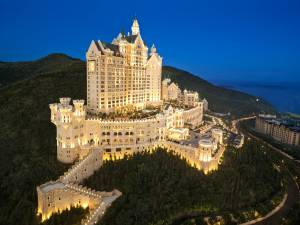 大连一方城堡豪华精选酒店图片