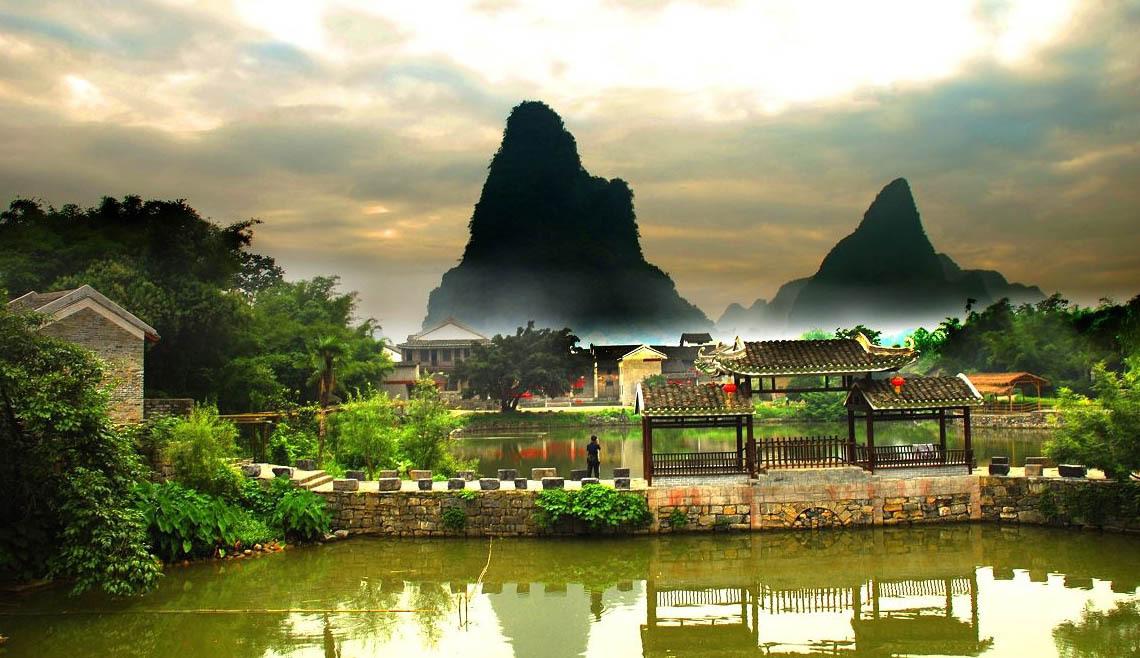 贺州沿途风景秀丽,众多影视作品取景基地