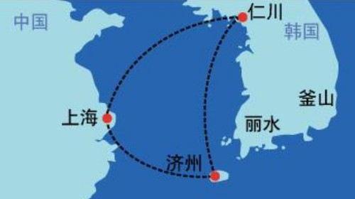沈阳到仁川航班