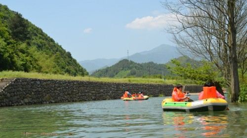 【三亚】浙江临安2日私家团(2钻)·大明山避暑+漂流
