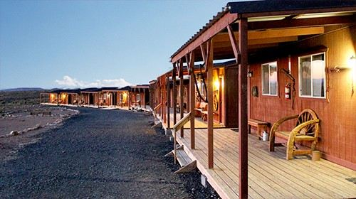 黄石公园小木屋酒店