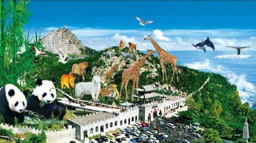 威海2日1晚跟团游·赤山 神雕山野生动物园 隆霞湖三星赠意外险 点评