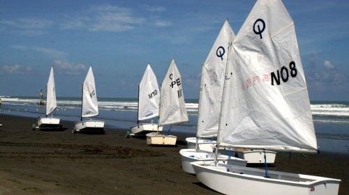 【修学体验】上海玩8科学夏令营之虎克船长少儿op级帆船体验营5日