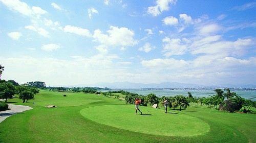 厦门东方高尔夫球场