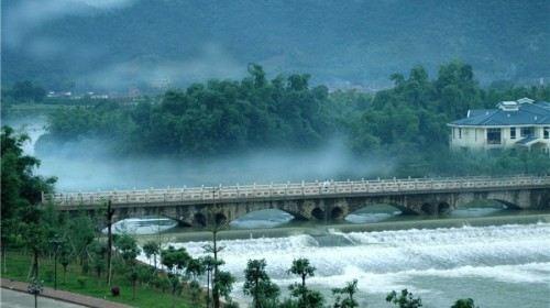 苏州昆山风景图片