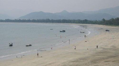 广东惠州+巽寮湾2日1晚跟团游·月亮湾双沙滩住双月