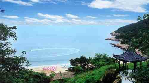 连云港2日跟团游(2钻)·花果山 连岛海滨浴场