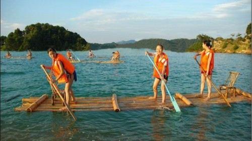 大同乌龙峡生态旅游度假区门票