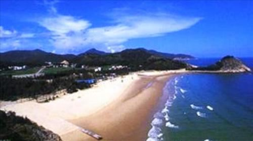 台山+上川岛2日1晚跟团游(3钻)·飞沙滩