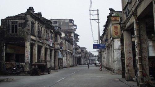 江门 阳江2日1晚跟团游·赤坎古镇影视城 海陵岛 阳江