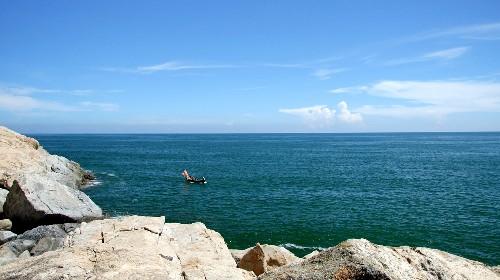 广东阳江海陵岛+闸坡2日跟团游·大角湾+十里银滩+住