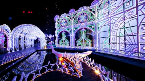 携程永安旅游快线—香港新城市广场星光花园一日游 点评