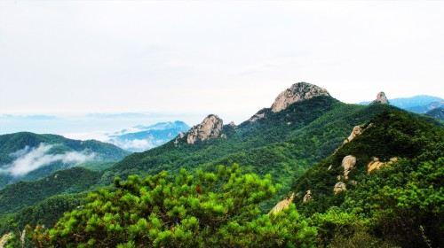 【一元票】蒙山国家森林公园云蒙景区(11.7-11.12)