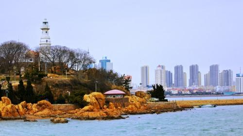 青岛+烟台+威海+蓬莱3日2晚跟团游·栈桥+五四广场