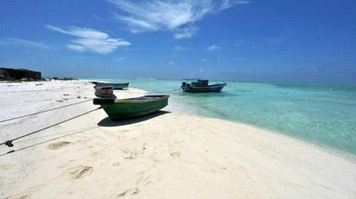 但西沙群岛并没有正式开发旅游业务