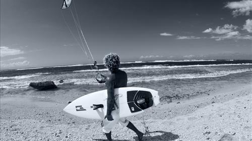 冲浪飞机制作过程