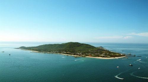 西岛高清风景图片