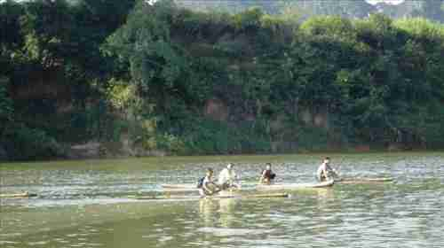 广西宁明花山风景区门票 图片
