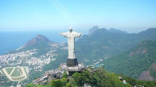 里约热内卢耶稣像山