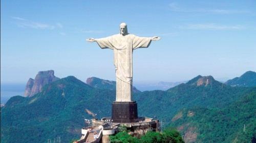 耶稣像山2