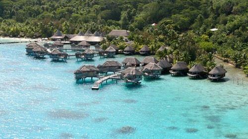 法属波利尼西亚茉莉雅岛+波拉波拉岛+大溪地岛10日8