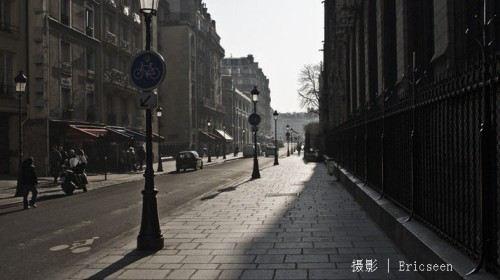 1/2 法国巴黎街景