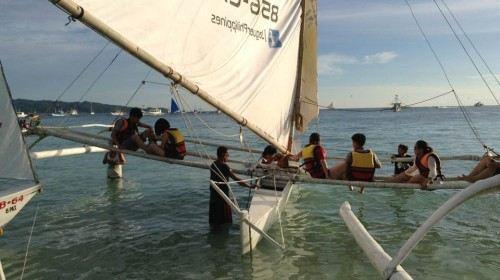 菲律宾长滩岛6日半自助游(4钻)·赠风帆出海+芒果