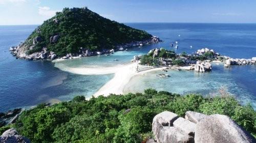 泰国曼谷 芭提雅 沙美岛7日5晚跟团游(4钻)·住沙美海滨酒店 直飞