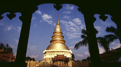 泰国佛塔的名称及图片
