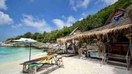 【携程旅行】-泰国普吉岛+皮皮岛6日5晚跟团游·多!