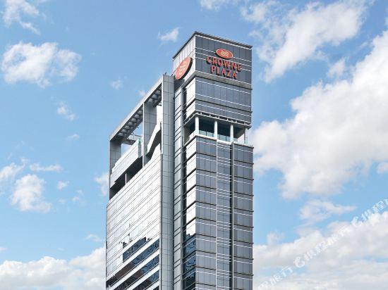 香港铜锣湾皇冠假日酒店