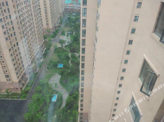 加菲猫之家公寓(长沙县高塘村店)