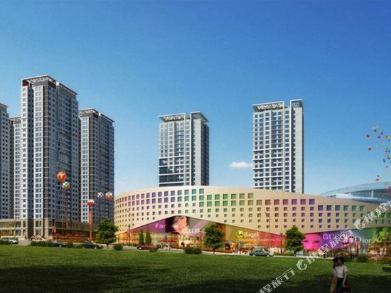 星光丽湾商务公寓(大连华南广场店)