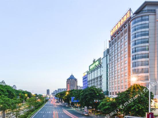 东莞恒新商务酒店