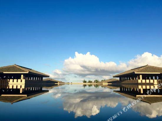 陵水香水湾海上中国院子度假别墅