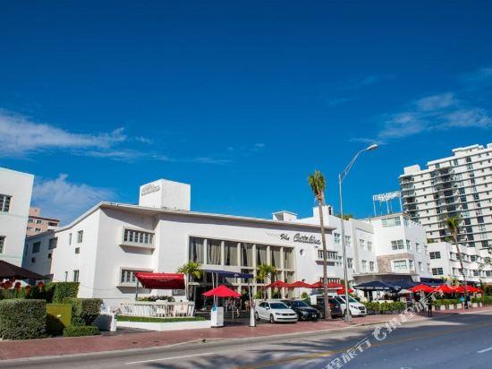 The Catalina Hotel Beach Club Miami