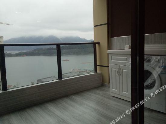 杭州千岛湖湖景房亲子房大阳台带车位公寓(2号店)