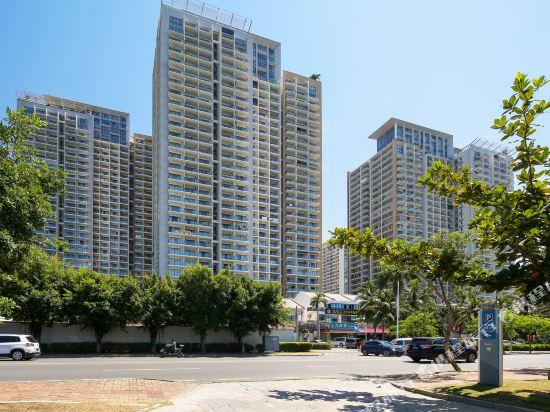 依海佳缘海景套房公寓(三亚湾店)