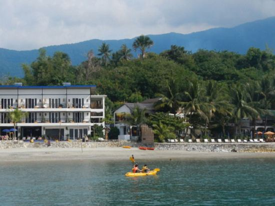 Sunset At Aninuan Beach Resort Puerto Galera Get Flat Inr