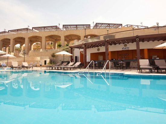 Crowne Plaza Jordan Dead Sea Resort Spa Madaba 6 2 Price Address Reviews